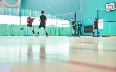 Pravila badmintona
