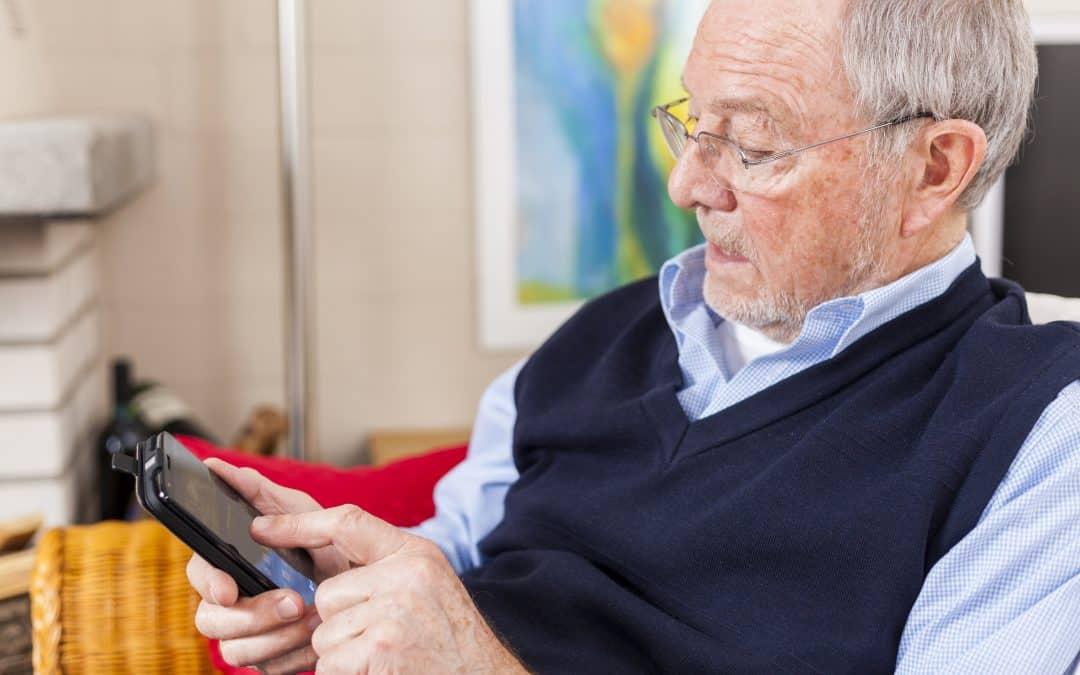 Mobitel za starije osobe